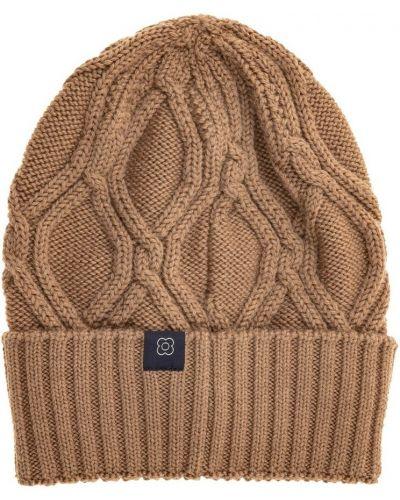Brązowa czapka Lardini