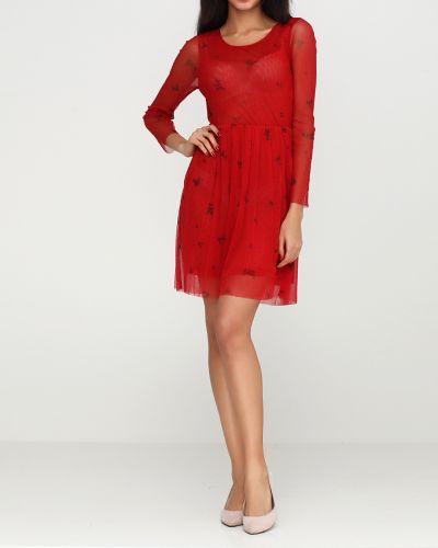 Платье - красное Minimum