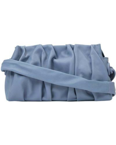 Niebieska torebka skórzana Elleme