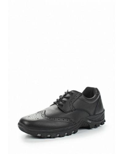 Черные туфли Ascot