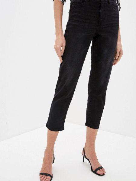 Черные джинсы-скинни с пайетками Ichi