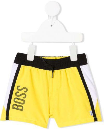 Kąpielówki - żółte Boss Kidswear