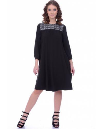 Платье в стиле бохо со складками Lautus