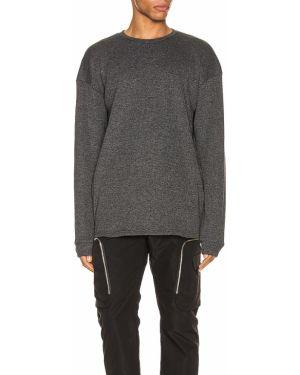 Czarna koszula jeansowa bawełniana vintage Zanerobe