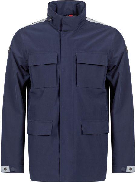 Куртка с капюшоном - синяя Cmp