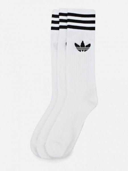 Носки белые набор Adidas Originals