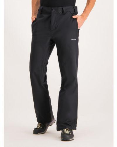Czarne spodnie Volcom