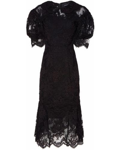 Платье мини миди классическое Simone Rocha