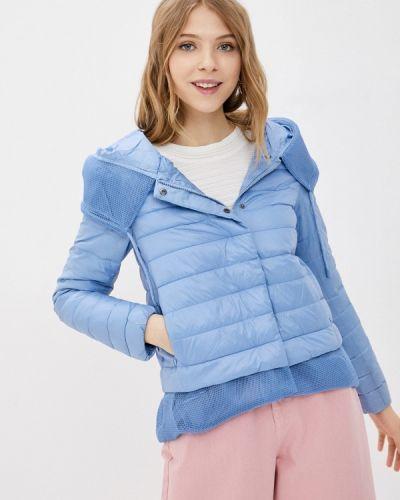 Утепленная куртка - голубая Tantra