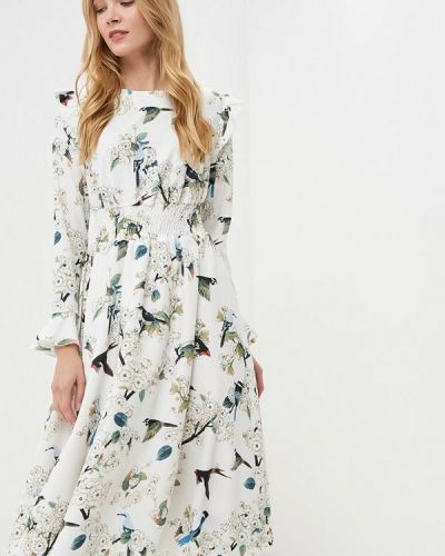 Платье - белое Tutto Bene