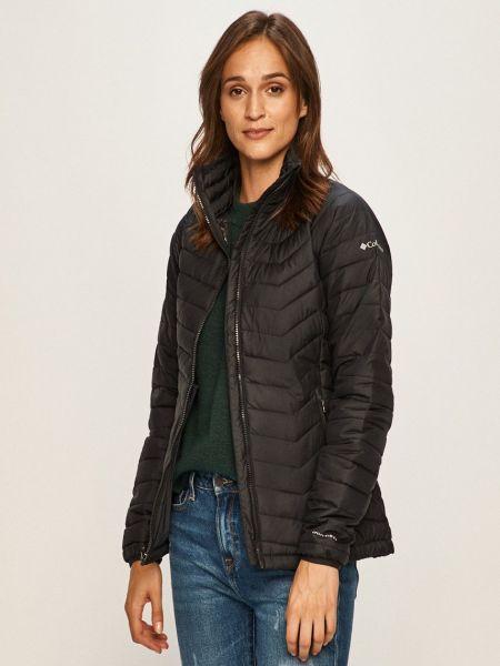 Стеганая куртка с воротником с рукавом реглан Columbia