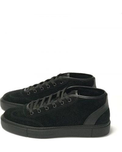 Спортивные туфли - черные Fabi