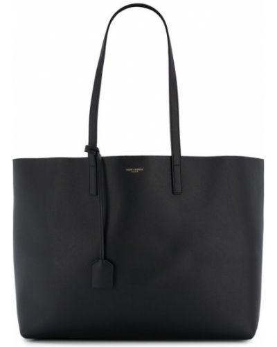 Сумка шоппер сумка-тоут кожаный Saint Laurent