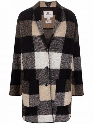 Пальто на пуговицах Woolrich