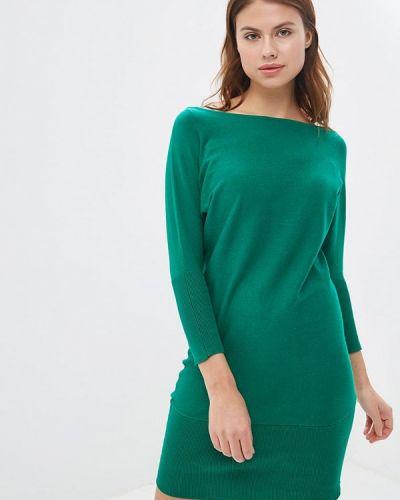 Платье вязаное зеленый Top Secret