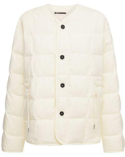 Куртка на пуговицах - бежевая Jil Sander