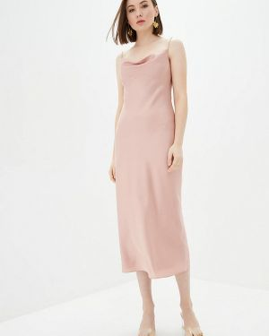 Платье платье-комбинация розовое Pearl Fashion Group