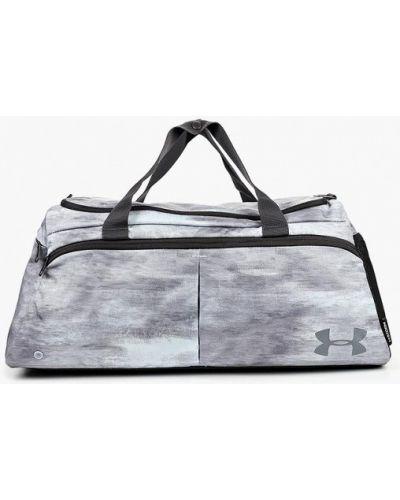 Дорожная сумка серая Under Armour