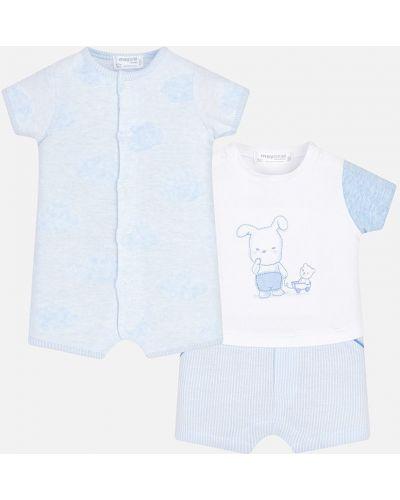 Piżama niebieski Mayoral