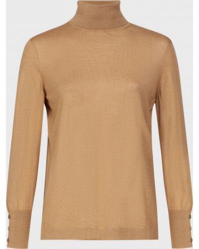 Кашемировые гольфы - коричневые Agnona