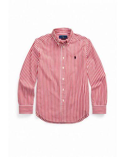 Красная рубашка Polo Ralph Lauren