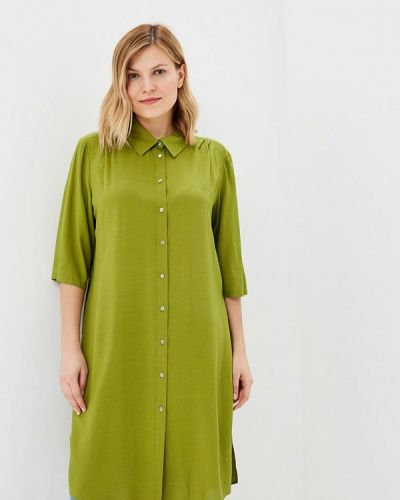 Блузка зеленый хаки Svesta