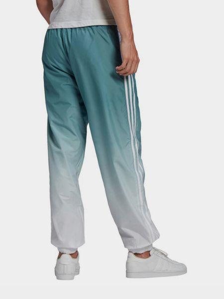 Белые спортивные брюки Adidas