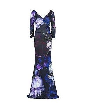 Вечернее платье - фиолетовое Roberto Cavalli