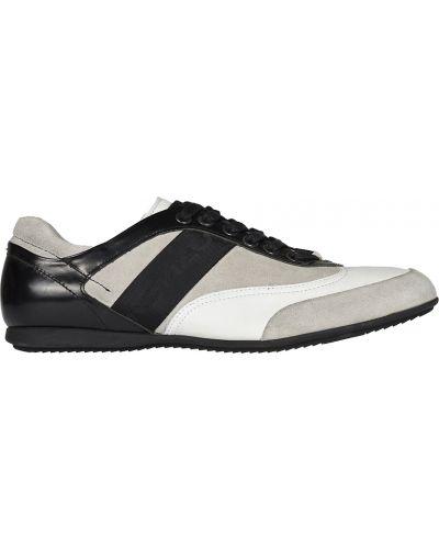 Кроссовки замшевые Kenzo