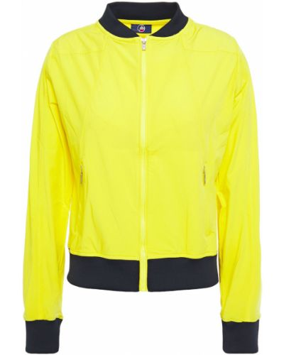Żółta kurtka Fusalp