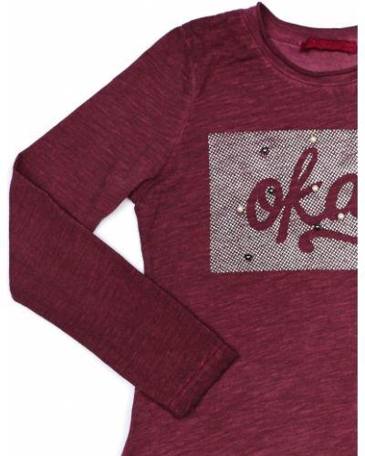 Tunika bawełniana - czerwona Fashionhunters