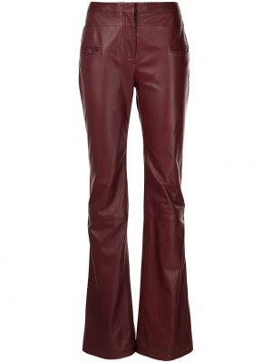 Spodnie skorzane Altuzarra