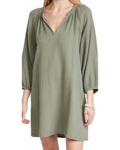 Платье винтажное с декольте с подкладкой Nation Ltd