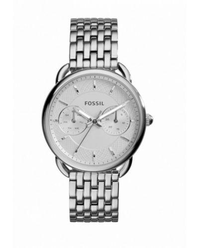 Часы серебряный весенний Fossil