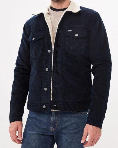 Утепленная куртка демисезонная осенняя Wrangler