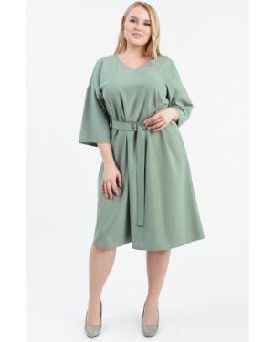 Повседневное платье через плечо с V-образным вырезом Lacywear
