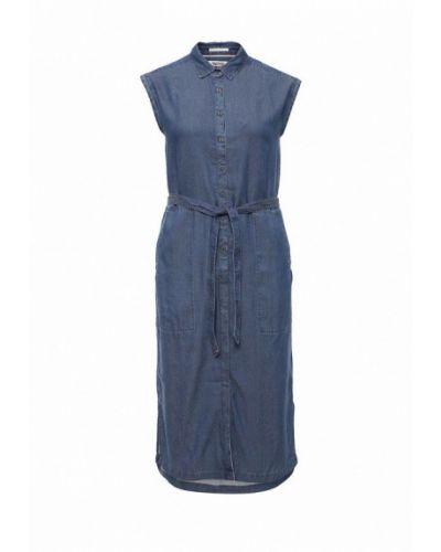 Джинсовое платье - синее Tommy Hilfiger Denim