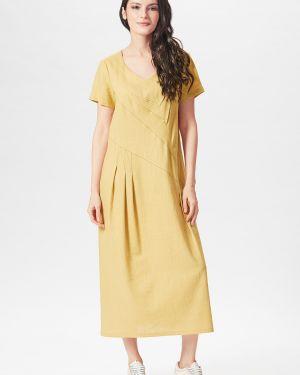 Платье платье-сарафан льняное D`imma Fashion Studio