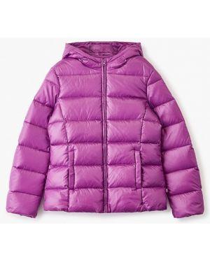 Куртка фиолетовый United Colors Of Benetton