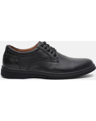 Деловые туфли - черные Konors