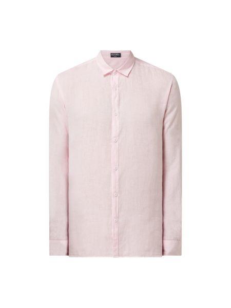 Różowa koszula Zeybra
