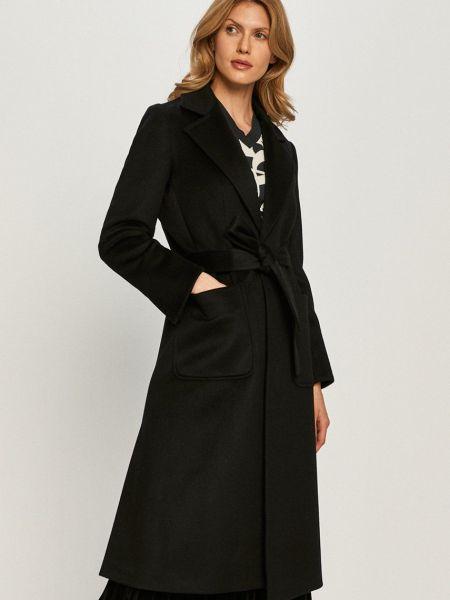 Шерстяная с рукавами куртка с карманами Max&co