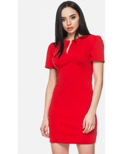 Платье прямое весеннее 0101 Brand