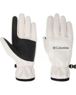 Перчатки спортивные бежевые Columbia
