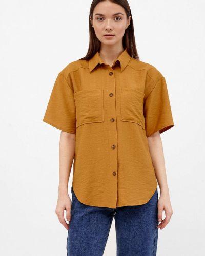 Рубашка - коричневая Dorogobogato