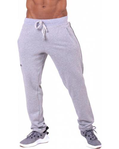 Спортивные брюки - серые Nebbia