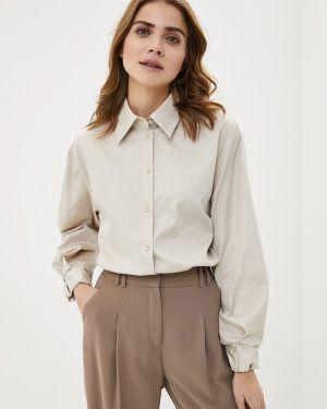 Рубашка - бежевая Clabin