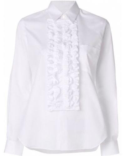 Рубашка с длинным рукавом хлопковая на пуговицах Comme Des Garçons Comme Des Garçons