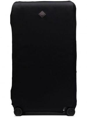 Черный чемодан Fpm Milano