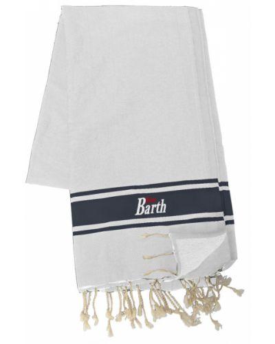 Biały szalik Mc2 Saint Barth